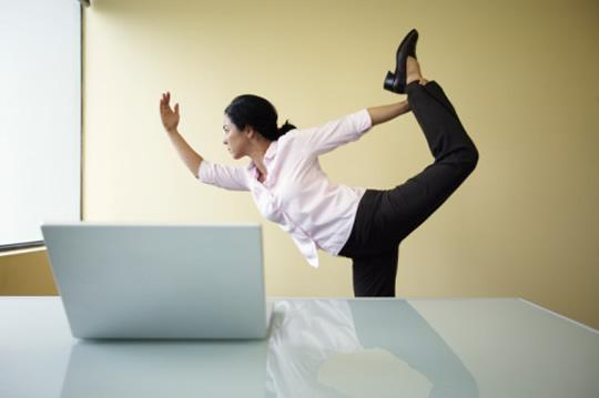 Consejos prácticos para incrementar la actividad física en el trabajo