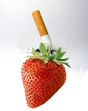 ¿Frutas y hortalizas para dejar de fumar?
