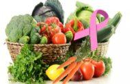 Frutas y hortalizas: más carotenoides en sangre, menor riesgo de cáncer de mama
