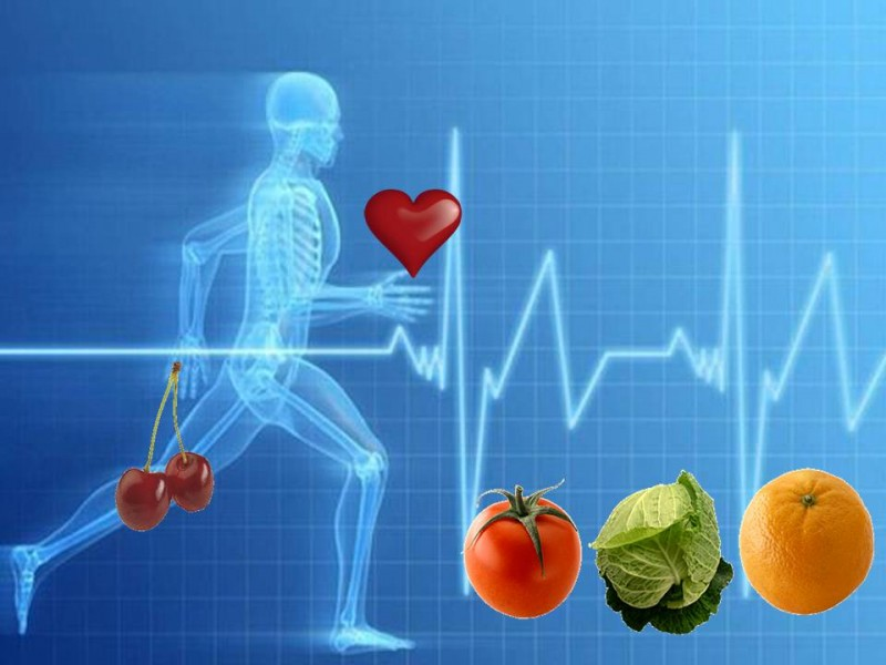 Salud Cardiovascular: Actividad física y régimen alimentario, métricamente en la misma ecuación