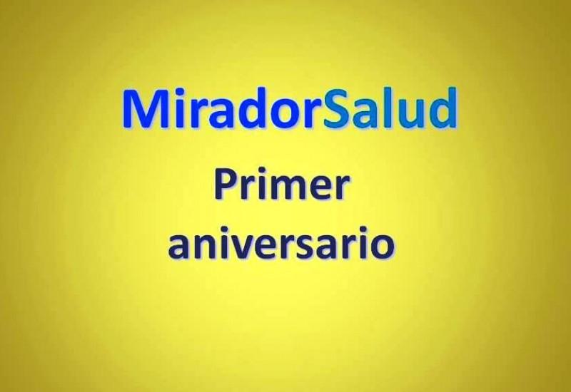 Celebrando el primer año de MiradorSalud - Salud Pública
