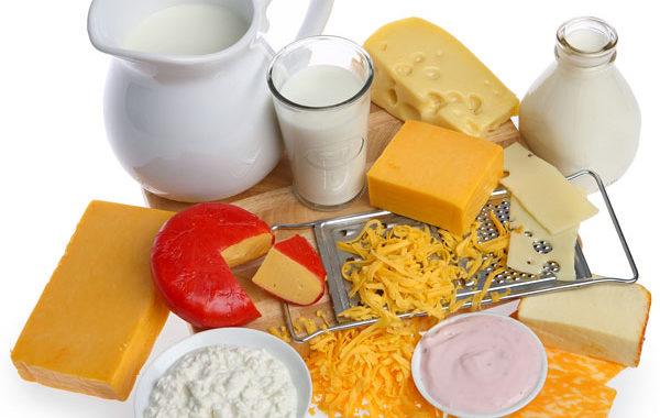 Los productos lácteos ricos en grasas