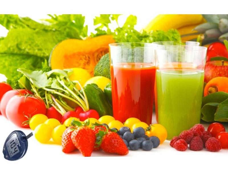 diabetes tipo 2 y batidos de frutas