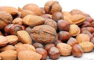 Coma frutos secos: favorecen la longevidad