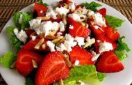Frutas y Hortalizas: ¿5, 7 porciones? ¿Cuántas fresas?