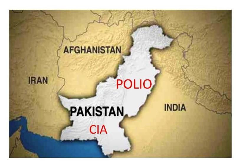 La CIA y los programas de inmunización de polio en Pakistán