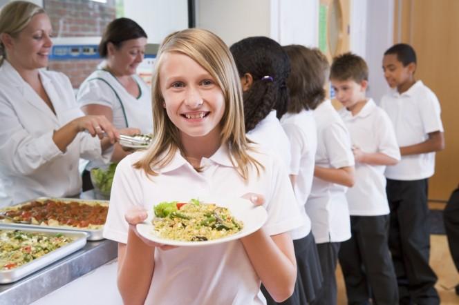 """¿Se desperdician los """"5 al día"""" en menús escolares?"""