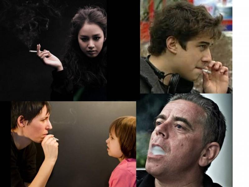 Efectos del tabaquismo: Pre-concepcional, de padres a hijos, memoria también: de abuelas a nietos