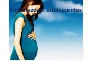 La embarazada adolescente en Venezuela