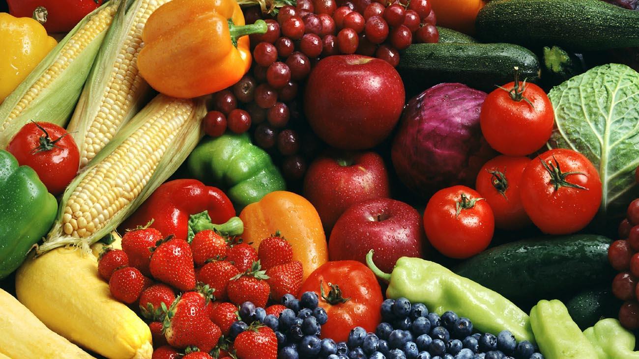 Frutas y hortalizas ayudan a mantener el peso por los flavonoides que contienen