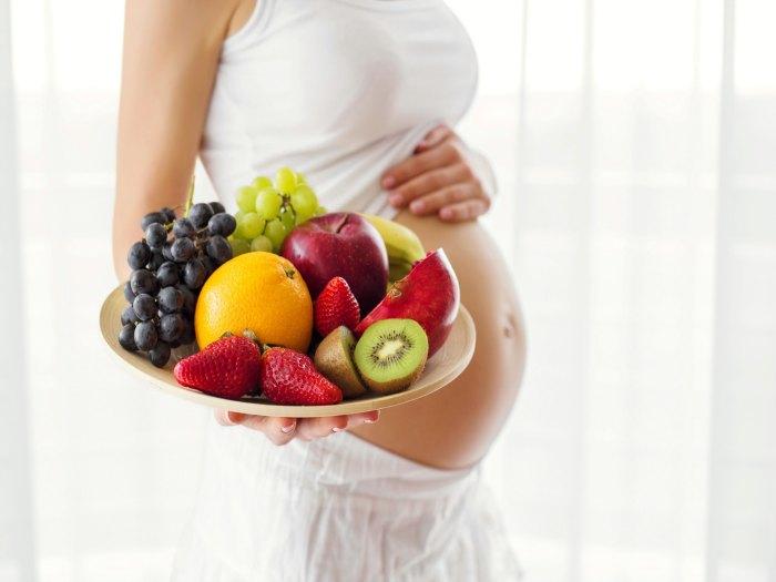 Confirmado: Consumo gestacional de frutas asociado a mejor desempeño cognitivo de los bebés