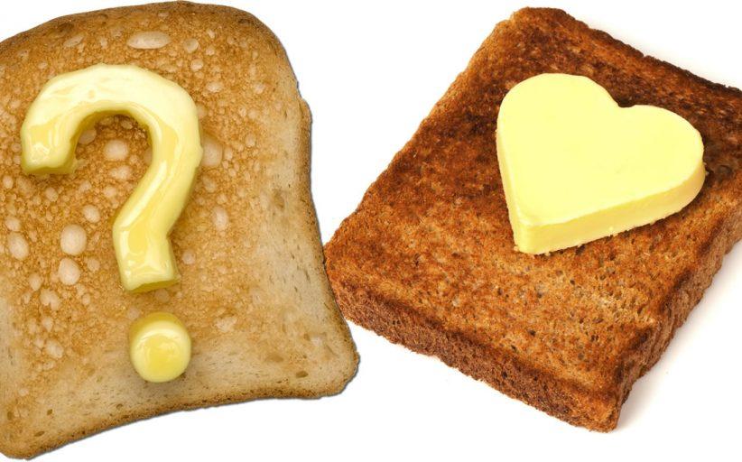 Mantequilla: Deshojando la margarita