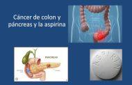 Pequeñas dosis de aspirina reduce el riego de cáncer colorrectal y pancreático vía las plaquetas