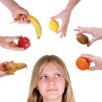 Obst – verschiedene Sorten