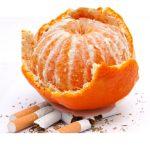 Mandarina Cancer pulmon