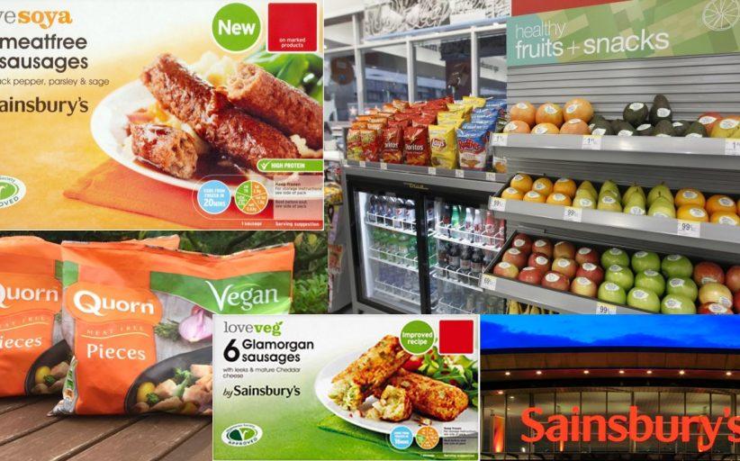 Menos carnes, más frutas y hortalizas, un supermercado y la Universidad de Oxford.