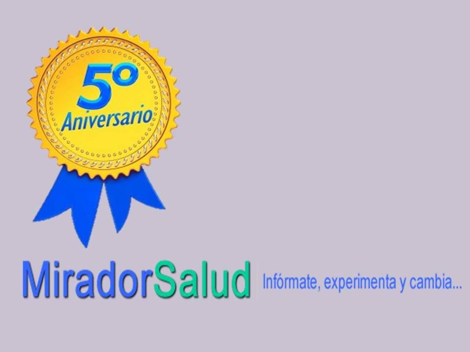 !Quinto Aniversario de MiradorSalud!