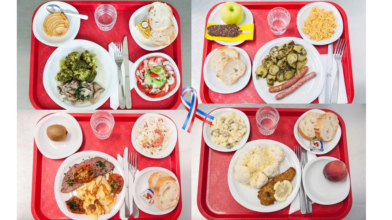 Pueden las comidas en las escuelas dar una mano a la for Comida de francia
