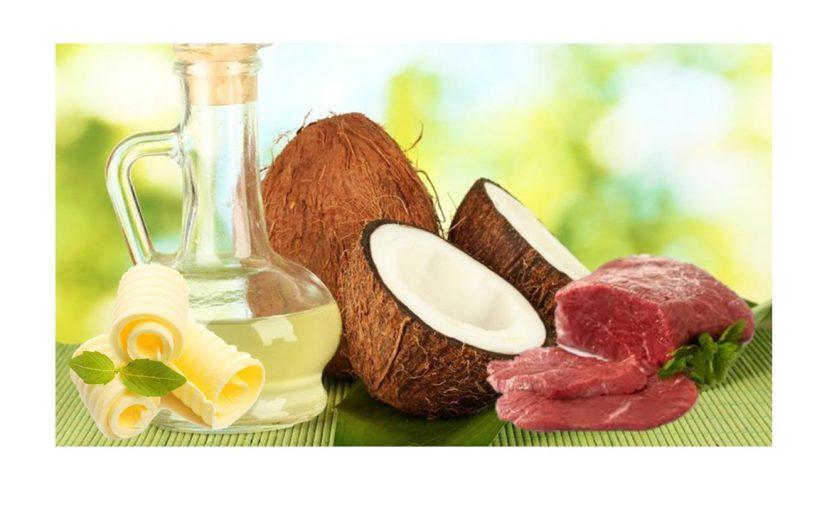 Asociación Americana del Corazón: las grasas saturadas en su lugar (aceite de coco, mantequilla…)