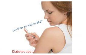 ¿Inmunoterapia con BCG para tratar la diabetes tipo 1?