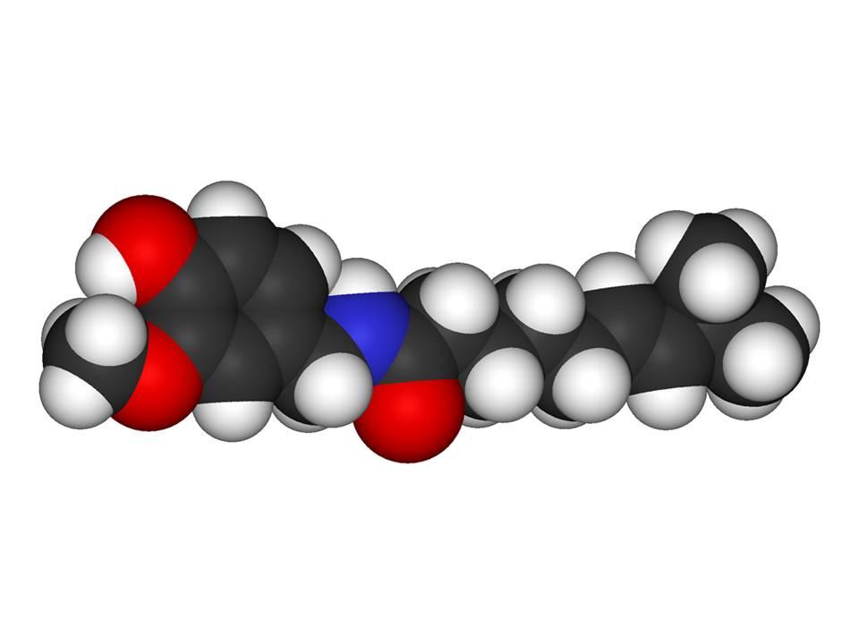 La capsaicina podría promover la salud vascular y metabólica