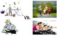 La actividad física en los oficios del hogar también cuenta para disminuir las enfermedades del corazón