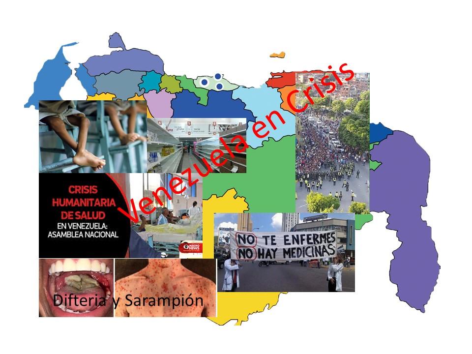 Crisis de salud en Venezuela. ¿Podrán los niños esperar?