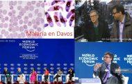 Malaria en Davos y Venezuela