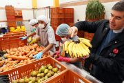 Bancos que no requieren de efectivo sino de solidaridad: los Bancos de Alimentos
