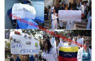 El colapso del sistema de salud venezolano