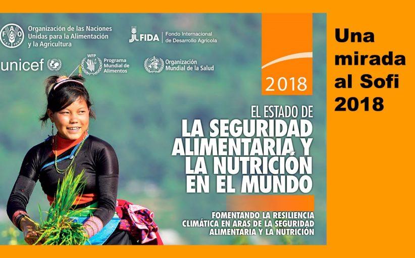 Una mirada doliente al SOFI desde un país con inseguridad alimentaria y desnutrición. I.