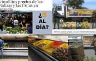 """""""Cinco al día"""": Otra cuenta incompleta para la nutrición en Venezuela"""