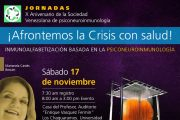 Jornadas X Aniversario de la SVPNI - ¡Afrontemos la Crisis con Salud!
