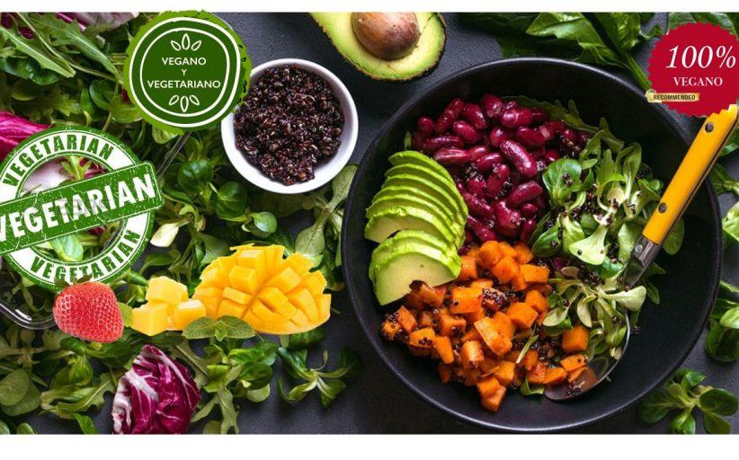 ¿Vegano o vegetariano? Algunas cuestiones nutricionales y de salud. ¿También éticas?