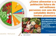 Una dieta saludable planetaria