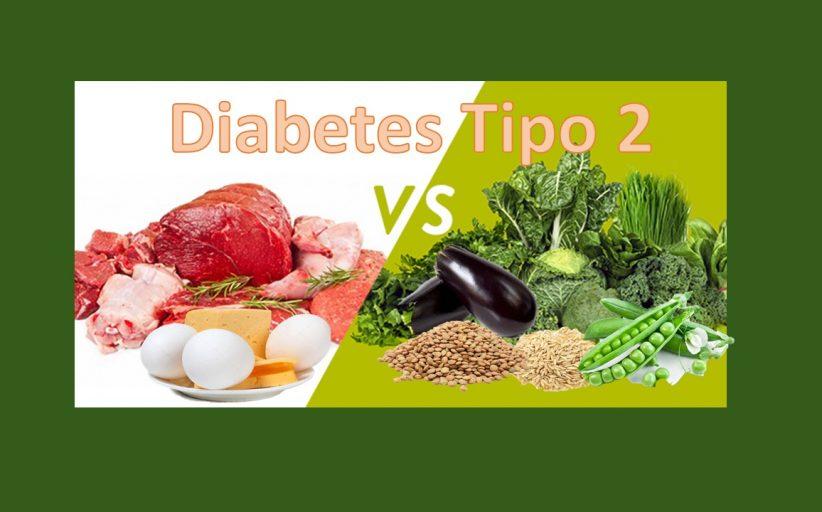 Menos carne, más vegetales, menos diabetes