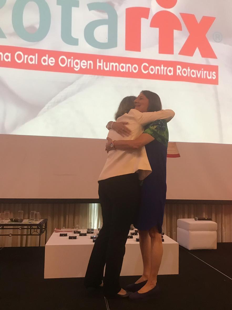Celebrando 15 años de la licencia de la Vacuna Rotarix® en Latinoamérica.