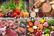 Apuntes sobre el balance ácido-base y la dieta
