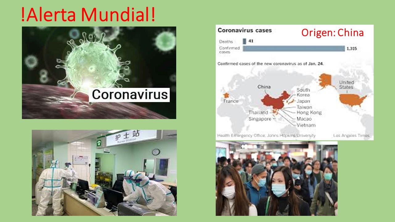 Alerta Mundial: ¡nuevo coronavirus causa brote epidémico en China!