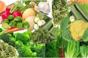 Vegetales verdes y amarillos ayudan a contrarrestar síntomas depresivos en jóvenes