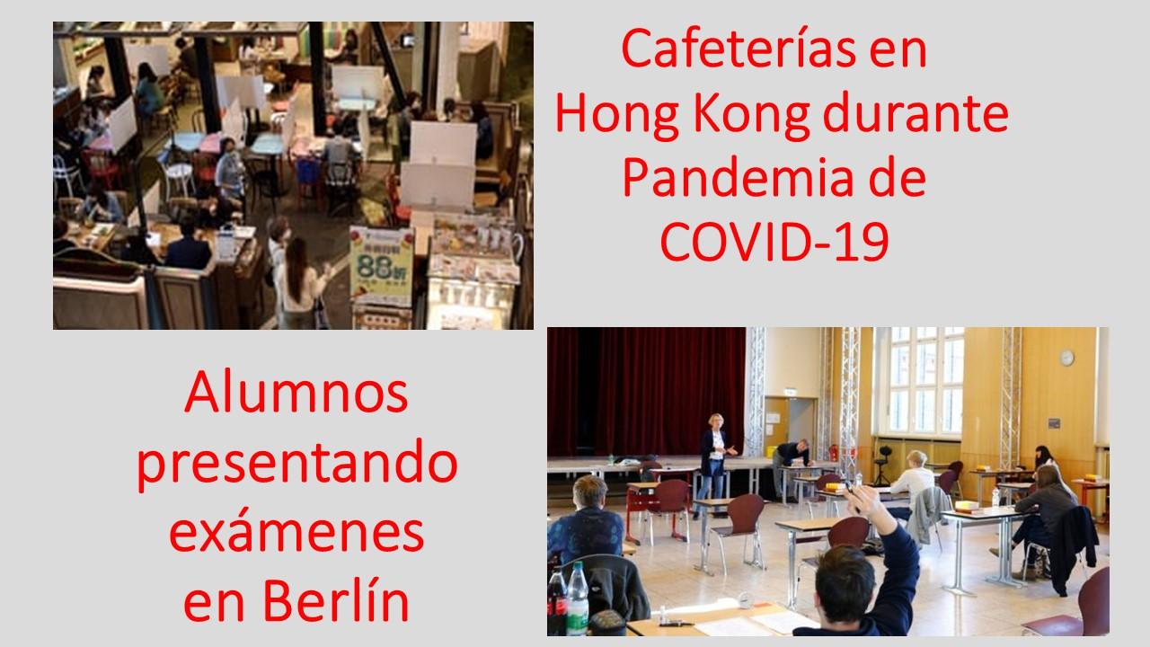 ¿Por qué algunos lugares han tenido éxito en la contención del COVID-19?