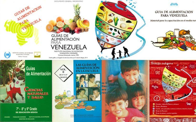 Guías alimentarias basadas en alimentos y sostenibilidad: Caso Venezuela
