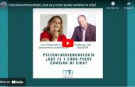 Entrevista a Marianela Castés por Guillermo Tell: Psiconeuroinmunología ¿Qué es y cómo puede cambiar mi vida?