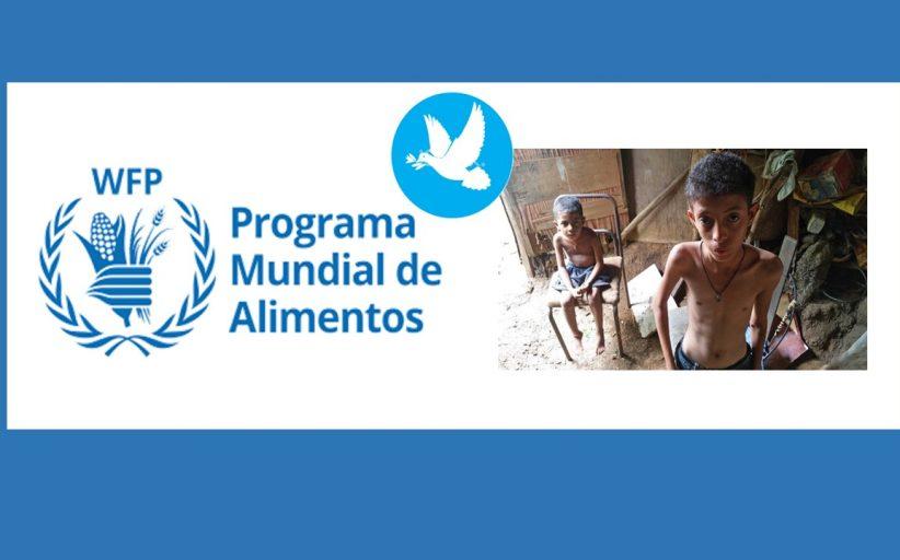 Programa Mundial de Alimentos: Un Nobel de paz en un mundo hambriento