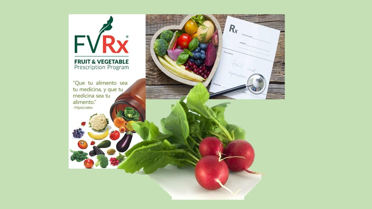 Récipes para frutas y hortalizas: un programa para incentivar su consumo