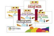 5 al día y los colores de las frutas y hortalizas